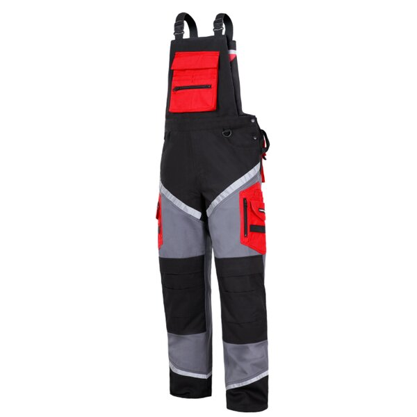 low priced 449c8 0a899 Latzhose Arbeitskleidung Schutzbundhosen S bis XXXL Sicherheitshose