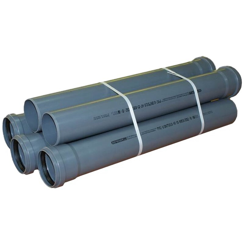 x 150mm Rohr DN 110 HT alt 100