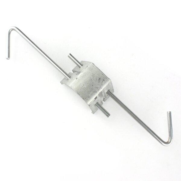 Draht mit Öse Ösendraht Trockenbau 375 mm Abhängedraht 100 Stück
